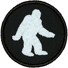 GLOW IN THE DARK! Boy Scout Patrol Patch! - #173GL The Glowing Bigfoot Patrol!