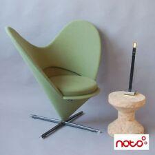 Original Vitra Heart Cone Chair Sessel - Stoff light olive - Ausstellungsstück