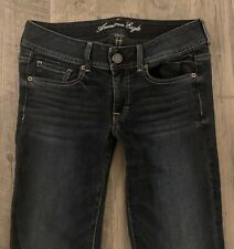 AMERICAN EAGLE BOOTCUT STRETCH JEANS 6