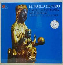 EL SIGLO DE ORO - Music of Spanish Golden Age - BASF KHB 21227 SEALED