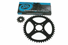 Yamaha DT50M chain & sprocket kit (1978-1980) with good quality chain