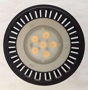 LED Par 36 Premium 10 watt 50,000 hr 2700k warm 38 D landscape bulb waterproof
