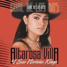 Villa, Altarosa Y Sus Nortenos Kings : Cual De Los Dos CD