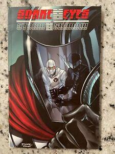 Snake Eyes Storm Shadow IDW Graphic Novel Comic Book TPB Cobra Duke Dixon J591