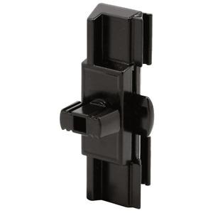 Prime-Line F 2649 Window Handle & Pull, Self Latching, Black, Superior Windows