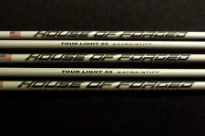 """HOUSE OF FORGED """"Tour Light 55"""" (45"""") 0.335 pullout (X)-flex driver shaft(s)"""