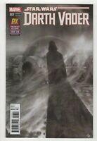 STAR WARS Darth Vader # 7 (Sep 2015, Marvel) PX SDCC Exclusive VF/NM