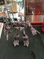 Transformers Dark Of The Moon SHOCKWAVE Complete Voyager Dotm