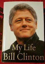 "My Life Bill Clinton First Edition ""failure of my life"" MISPRINT"