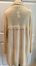 Anthropologie Cardigan Regular L Sweaters for Women