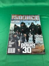 2001 JANUARY THE SOURCE MAGAZINE - WU-TANG COVER - HIP HOP - RAP