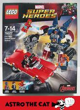 LEGO Marvel Super Heroes 76077 Iron Man Detroit Steel Strikes - 5% off
