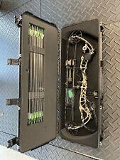 Bowtech Realm X Rh 60-70 Lb Draw FULL SET