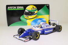 Minichamps 1:18 Scale; Williams Renault FW16; 1994 Ayrton Senna, Excellent Boxed