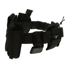 Nylon Waist Belt Bag Pouch Sets for Police Outdoors Sports Army Patrol Guard