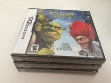 Shrek Forever After: The Final Chapter (Nintendo DS, 2010) DS NEW
