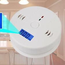 Carbon Monoxide Detector Alarm CO Gas Sensor Detector with Digital Display Alarm