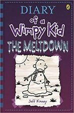New The Meltdown (Book 13, Diary of a Wimpy Kid) By Jeff Kinney