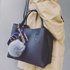 Fashion Women Leather Shoulder Crossbody Bag Messenger Satchel Hobo T New ~ *
