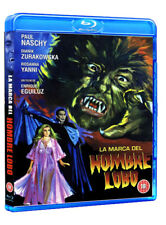 MARK OF THE WOLFMAN (1968, Naschy) BluRay
