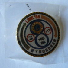 Plastic Club/Association Collectable Badges