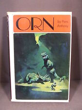 ORN - PIERS ANTHONY HB/DJ NELSON DOUBLEDAY BOOK CLUB EDITION 1970
