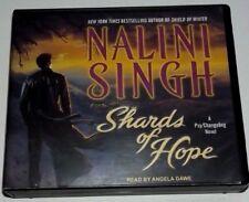 Nalini Singh Shards of Hope Audio CD Unabridged 2015