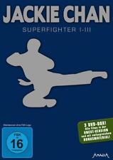 Jackie Chan - Superfighter 1-3  [3 DVDs] - Uncut (2016)