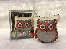 Owl Floral Decorative Cushions