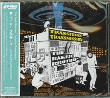 BAKER BROTHERS-TRANSITION TRANSMISSION-JAPAN CD E25