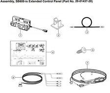 SMART BOARD PROIETTORE UX60 SB600 Part Number 20-01437-20