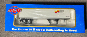 Atlas O Scale 45' Pines Trailer Seaboard System. Our Item # U448