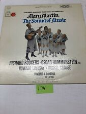 The sound Of Music Original Broadway Cast Vinyl LP Album