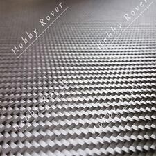 "Setting fabric 3K 200gsm 20"" x 6 yd Real Carbon Fiber Cloth Fabric 2x2 twill"