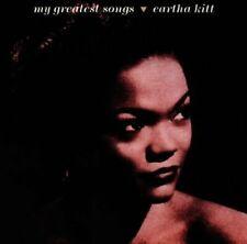 Eartha Kitt My greatest songs (14 tracks)  [CD]