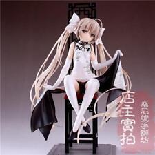 Yosuga no Sora Kasugano Sora China dress Ver. PVC Figure Dolls Anime Model Toy