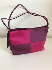 Artisans Angkor Small Dark Pink Pure Silk Bag