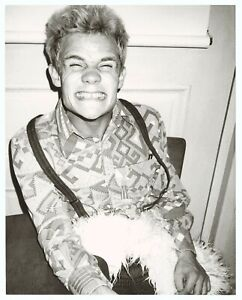 Andy Warhol Original 1980s Flea from Red Hot Chili Peppers Photograph FL05.02493
