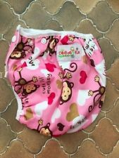 Reusable baby swimming cloth nappy - fully adjustable - best on Ebay - UK Stock