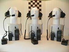 NEW Wireless Race-Buddy 3 Fan Intercom System Headset Headphone Scanner NASCAR