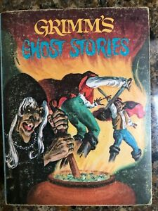 Grimm's Ghost Stories BIG LITTLE BOOK WHITMAN 1976