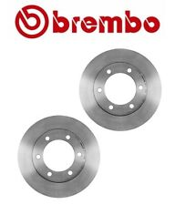 "Set of 2 11 3/4"" OD Front Brembo Disc Brake Rotors for Toyota 4Runner Tacoma"