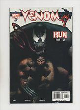 Venom #7 - Wolverine Cover! - (Grade 9.2) 2003