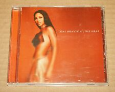 Toni Braxton - The Heat, 2000 CD - Contemporary R&B Soul Music Used Compact Disc