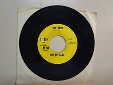 "ENFIELDS: Time Card-Twelve Month Coming-U.S. 7"" 1967 Richie/ Laurie Records 675"