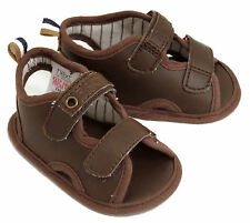NEXT BABY BOYS BROWN SANDALS SHOES SIZE 1 /  3-6 MONTHS