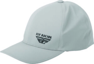 FLY DELTA STRONG HAT SILVER LG/XL