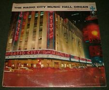 Ashley Miller Radio City Music Hall Organ~AUTOGRAPHED~1957 Classical~FAST SHIP!