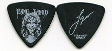 BANG TANGO 2014 Anniversary Tour Guitar Pick LANCE ERIC custom concert stage #6