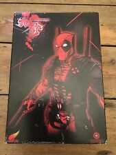 Deadpool 1:6 Marvel Comics Figure (not Sideshow Or Hot Toys)